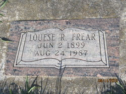 Lucy Louese <i>Ransom</i> Frear