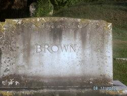 Paulina <i>Cragin</i> Brown