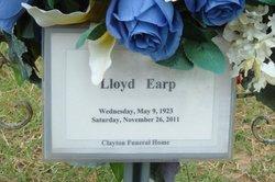 Rev Lloyd David Earp