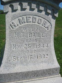 Hannah Medora <i>Huntington</i> Bailey