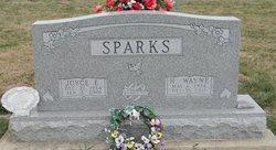 Harold Wayne Sparks