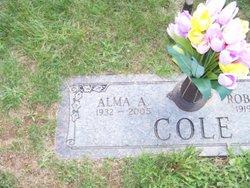 Alma A <i>Herren</i> Cole