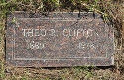 Theo R <i>Skelton</i> Clifton