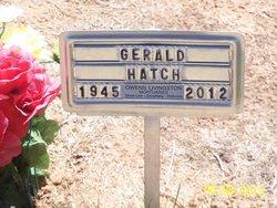 Gerald R. Hatch