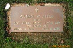 PFC Glenn Wilson Apple