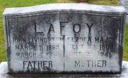 John Livingston LaFoy