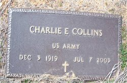 Charles E Collins