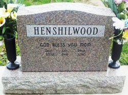 Martha Anna <i>Miller</i> Henshilwood