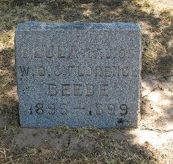 Beula Beebe