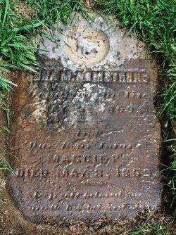 Anna M. <i>Cuthbert</i> Armstrong