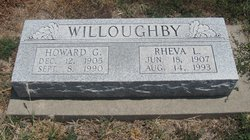 Howard G. Willoughby