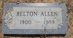 Belton Allen