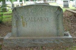 Frances Jane Fannie <i>Stegall</i> Callaway
