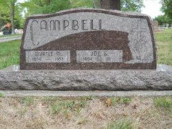 Joseph G Joe Campbell