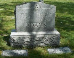 Mahala C <i>Shimer</i> Adams