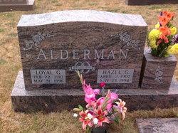 Hazel Gwendolyn <i>Hoagland</i> Alderman