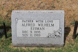 Alfred Wilhelm Eisman