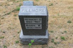 Herbert D Fillmore