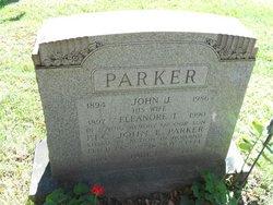PFC John E. Parker