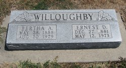 Ernest D. Willoughby