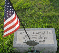Kenneth L. Adams, Sr