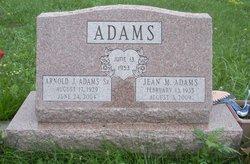 Jean M <i>Carpenter</i> Adams