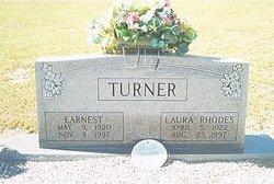 Laura Elizabeth <i>Rhodes</i> Turner