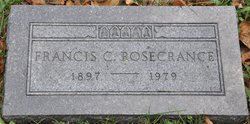 Francis Chase Rosecrance