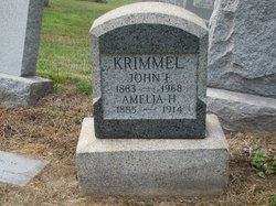 John F Krimmel