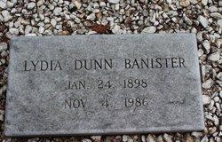 Lydia Dunn Banister