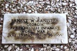 Ernest W. Banister