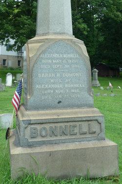 Sarah R <i>Dumont</i> Bonnell