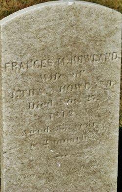 Frances M Howland