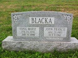 Edna Marie Blacka