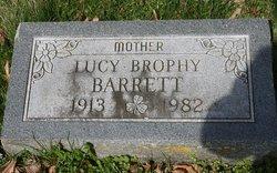 Lucy <i>Brophy</i> Barrett