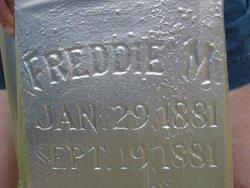 Freddie M. Adams
