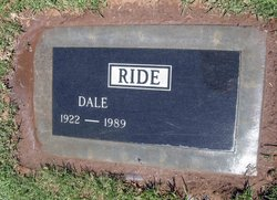 Dale Burdell Ride