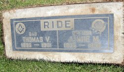 Jennie May <i>Richardson</i> Ride
