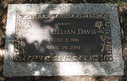 Alice Lillian <i>Larson</i> Davis