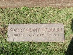 Robert Grant Holabird
