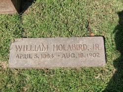 William Manny Holabird, Jr