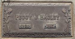 Peggy Jean <i>Satterlee</i> Bagley