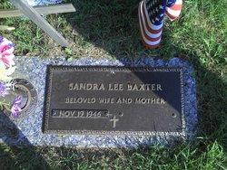 Sandra Lee Baxter
