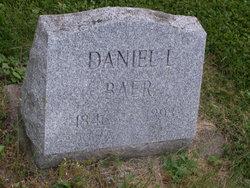 Daniel L Baer