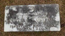Julian Fulton Allen, Jr