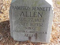 Hampton Bennett Allen