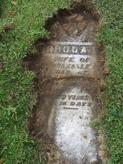 Rhoda E. <i>Thatcher</i> Essex