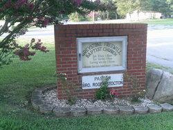 Greystone Freewill Baptist Church Cemetery