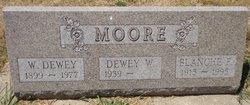 Blanche Fay <i>Rueter</i> Moore