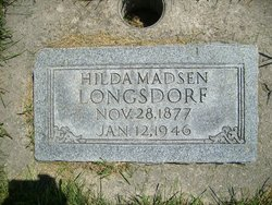 Hilda <i>Madsen</i> Longsdorf